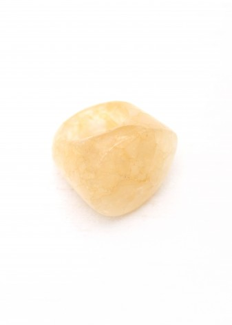 Misty Yellow Jade Chunky Ring