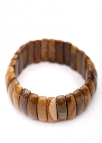 Chunky Brazilian Tiger Eye Bracelet