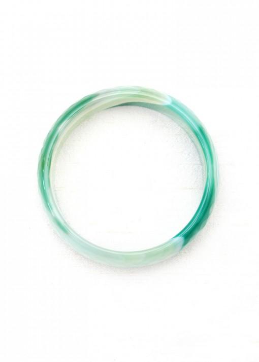 Apple Green Bangle Bracelet