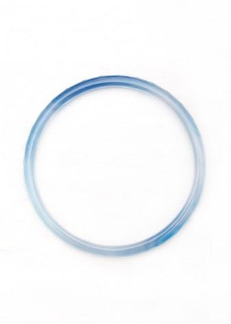 Cerulean Blue Semi-Precious Bracelet