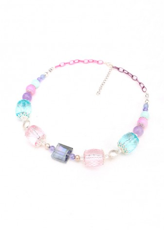 Coated Kisses Pastel Collar