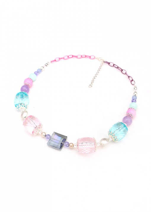 Pastel Coated Kisses Collar