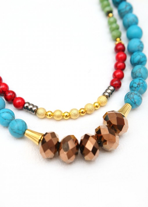 Free For All Statement Necklace