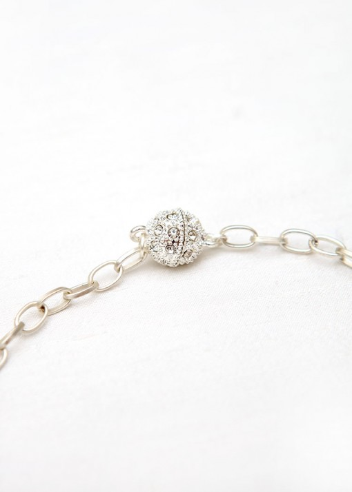 Princess Pink Druzy Agate Pendant Necklace