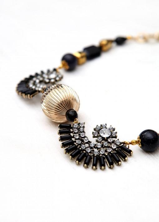 Pop Ur Collar Statement Necklace