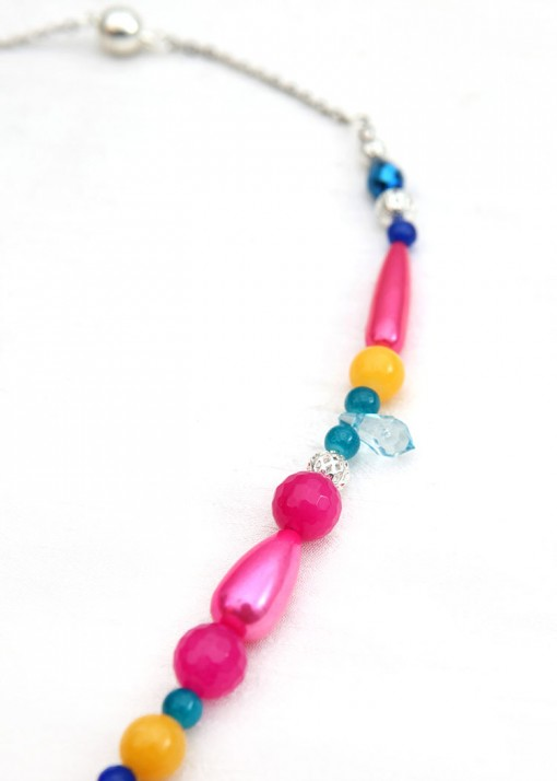 Party Princess Pendant Necklace