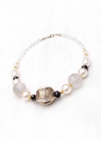 Beaded Elizabeth Collar Necklace