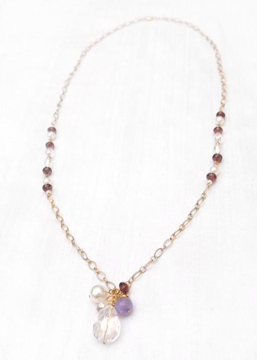 Delicate Chain Loretta Necklace