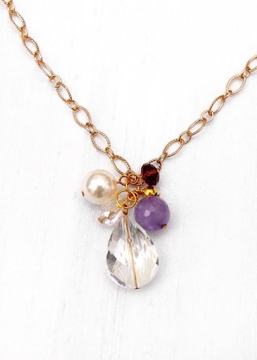 Loretta Delicate Chain Necklace