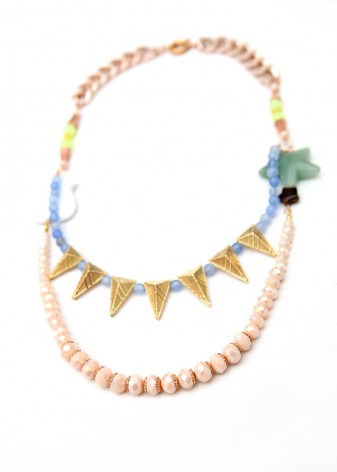 Statement Sunbathe Necklace