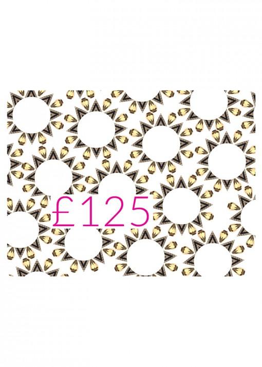 £125 Gift Card