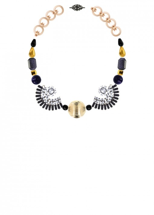 Pop Ur Collar Statement Necklace