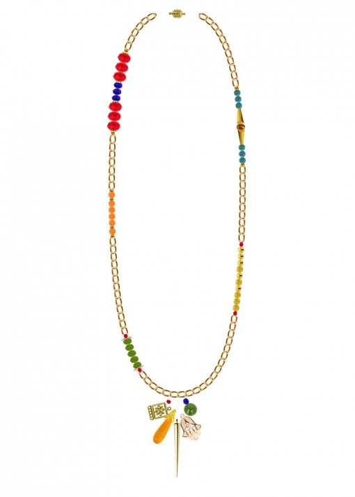 Charm Totem Necklace