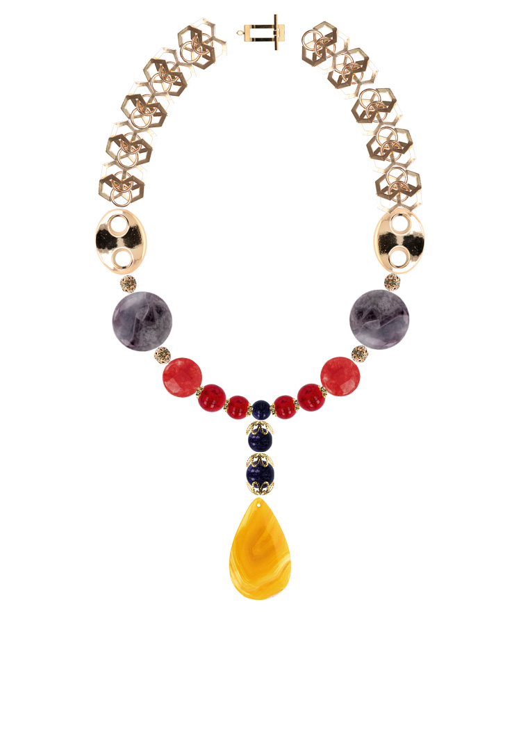 Primary princess pendant necklace diwah jewellery primary princess aloadofball Image collections