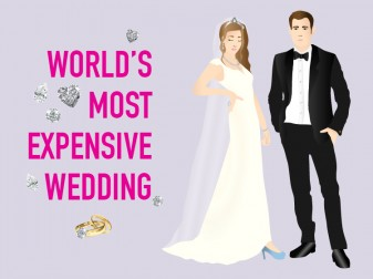 World's Most Expensive Wedding at DIWAH.com