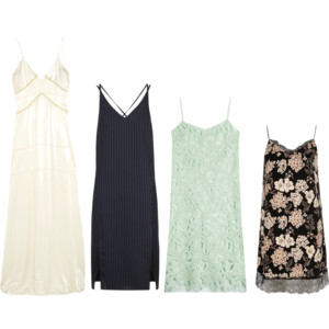Burberry and High-Street Slip Dresses