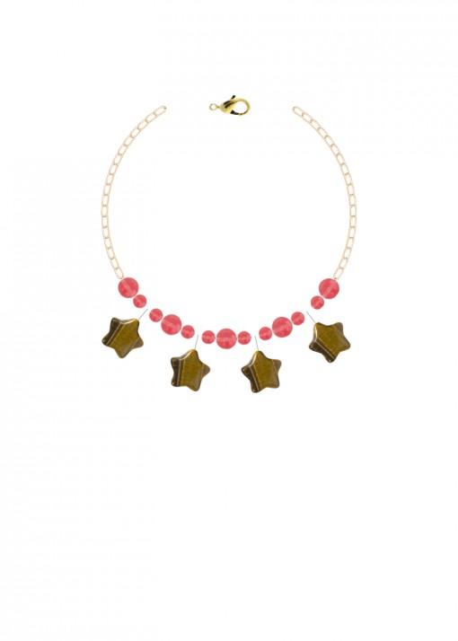 Simple Stars Charm Bracelet
