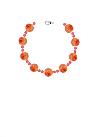 Chunky Summer Sunset Bracelet