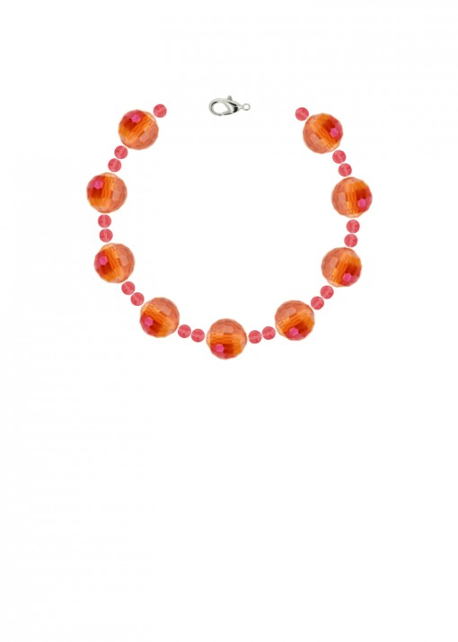 Summer Sunset Chunky Bracelet