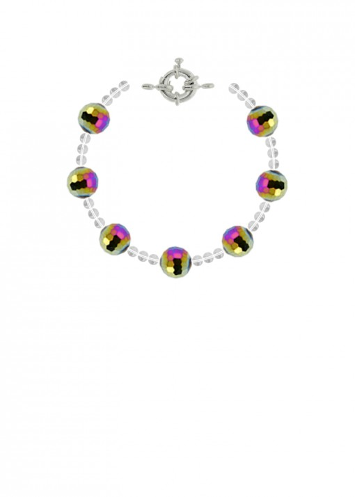 Disco Ball Chunky Bracelet